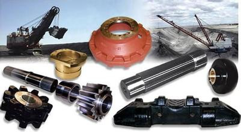 Maintenance methods of Mine Machinery General Parts