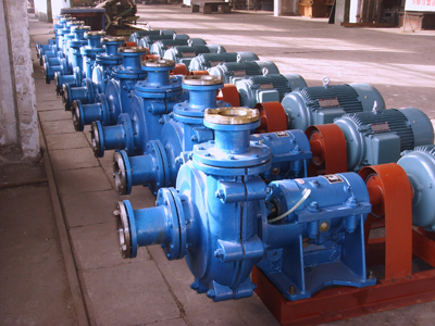 How to solve wear problem of slurry pump?